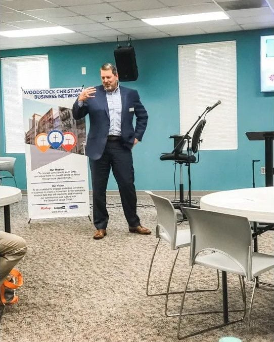 The CTCS Group Discusses the state of HR with Woodstock Christian Business Network