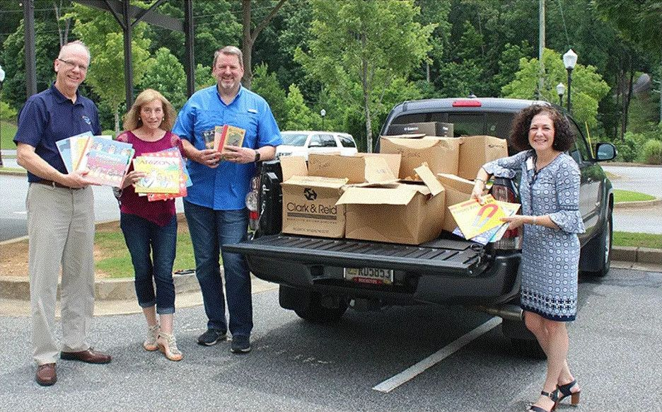 Education Toy and Book Drive