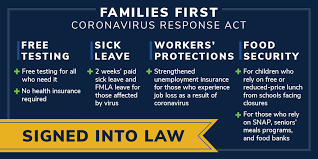 The Families First Coronavirus Response Act: What you need to know